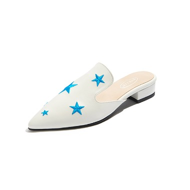 Starry Mules White 별밤 화이트