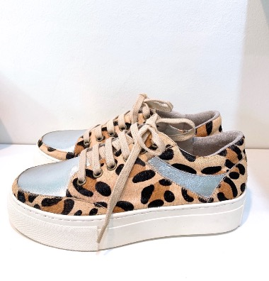 Leopard Sneakers 레오파드 스니커즈